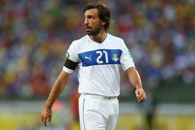 5 Potential Successors for Andrea Pirlo in Italy's Midfield