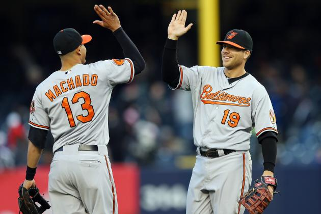 8 Baltimore Orioles on the Verge of Historic Achievements