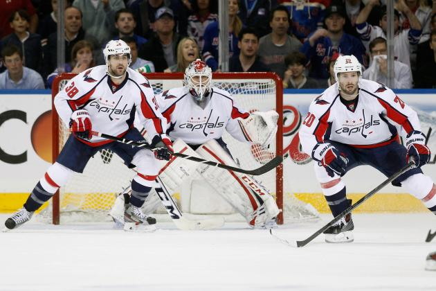 Early Projection for Washington Capitals' 2013-14 Depth Chart