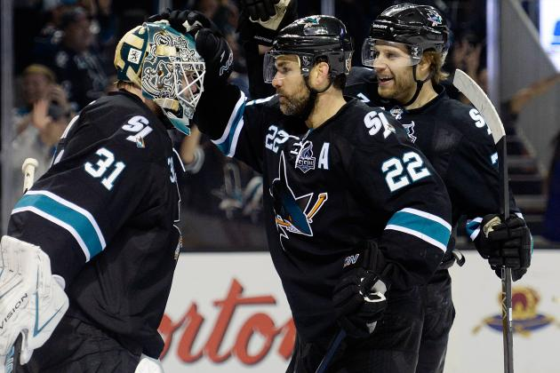 San Jose Sharks Blue Line Biggest Change in 2013