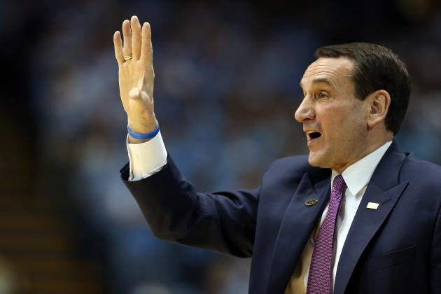 Duke Basketball: Blue Devils' Odds to Land Each Top Recruiting Target