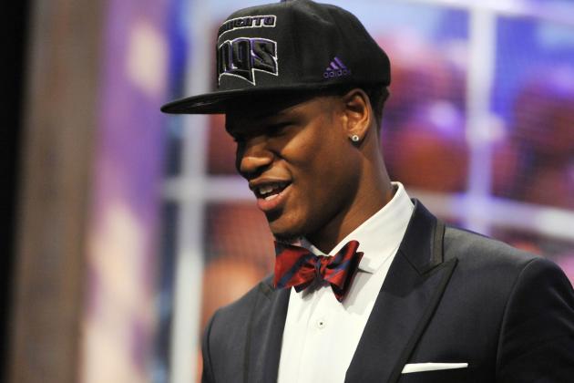 NBA Rookies Under Most Pressure to Perform Next Season