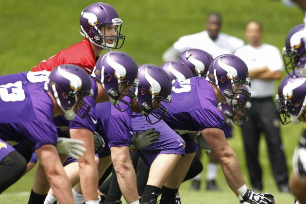 Full Training Camp Roster Breakdown for the Minnesota Vikings