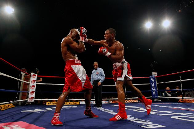 Kell Brook vs. Carson Jones: Preview, Prediction for Junior Middleweight Bout