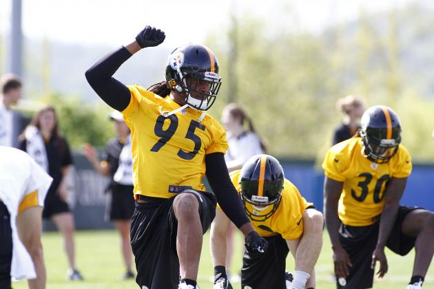 Rookie, Undrafted Free Agent Watch for the Pittsburgh Steelers' Training Camp
