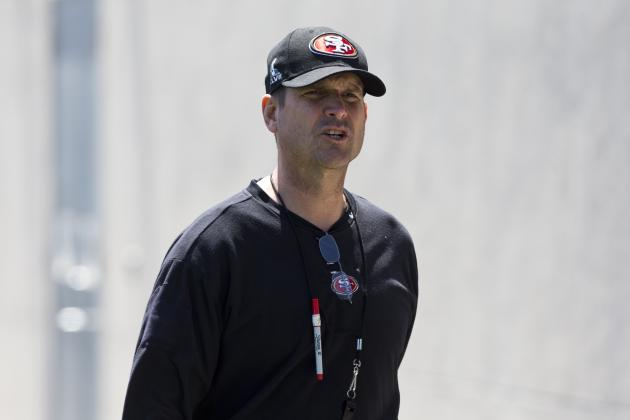 5 Dark-Horse Candidates to Make the SF 49ers' Final 53-Man Roster