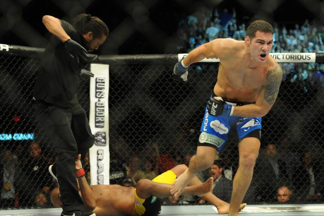 UFC 162 Results: Grades for Every Main Card Fighter on Silva-Weidman