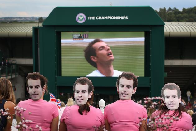 Wimbledon 2013: Winners and Losers from This Year's Grand Slam