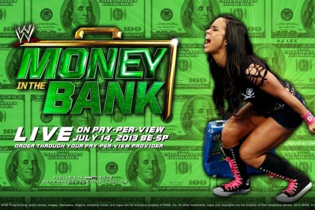 WWE Money in the Bank 2013: Preview and Predictions