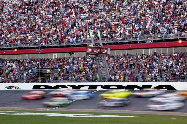 Winners and Losers from NASCAR Sprint Cup Series at Daytona