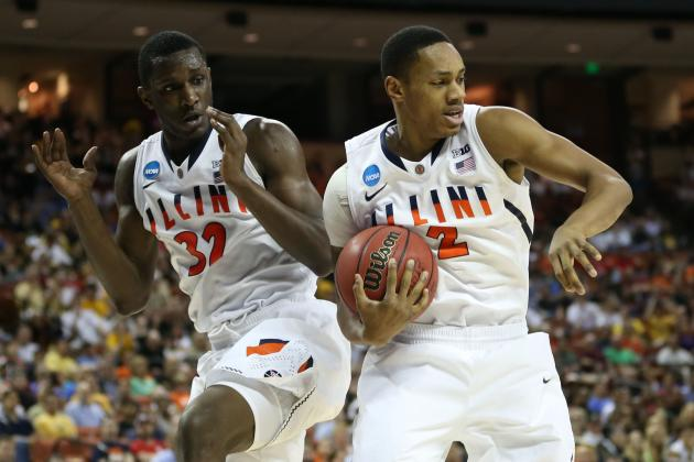 Illinois Basketball: Every Projected Starter's Signature Highlight