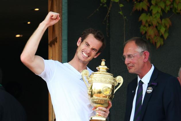 Andy Murray Wins Wimbledon 2013:  8 Moments That Made the Match