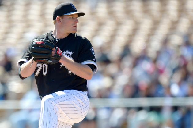 Stock Up, Stock Down for Chicago White Sox's Top 10 Prospects for Week of July 1