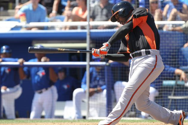 Stock Up, Stock Down for Orioles' Top 10 Prospects for Week of July 1