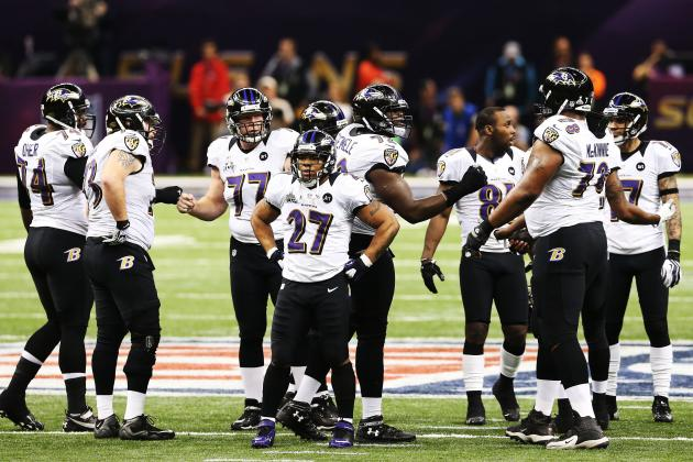 Projected Baltimore Ravens Final 53-Man Roster, Training Camp Edition