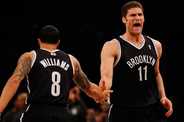 Power Ranking Every Brooklyn Nets' Player Already on Roster