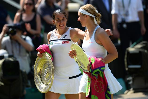 Power Ranking the Top 20 Women After Wimbledon 2013