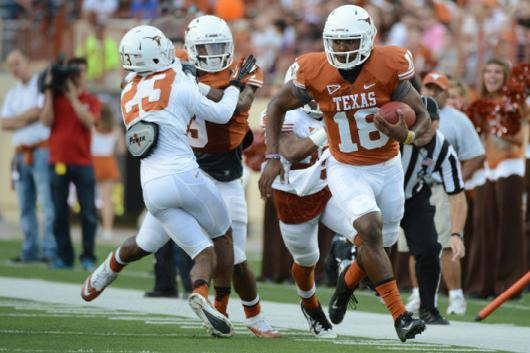 Texas Football: 5 Freshmen Who Will Make a Huge Impact in Fall Practice