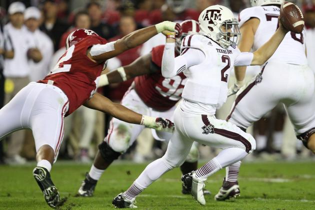 Alabama Football: 5 Toughest QBs the Tide Will Battle in 2013