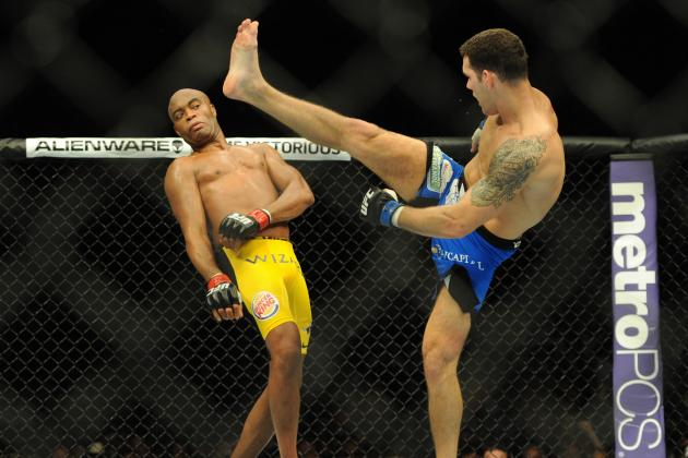 Anderson Silva's Next Fight: If Not Weidman, Then Who?