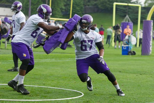 Burning Questions for the Minnesota Vikings' Training Camp
