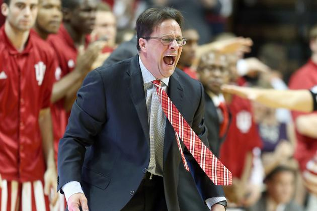 Indiana Basketball: Hoosiers' Odds to Land Each Top Recruiting Target