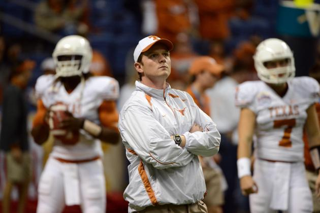 Texas Football: Mack Brown's 5 Most Important Assistants