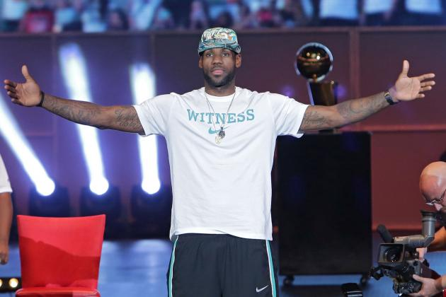 5 Things the Common Fan Doesn't Understand About LeBron James