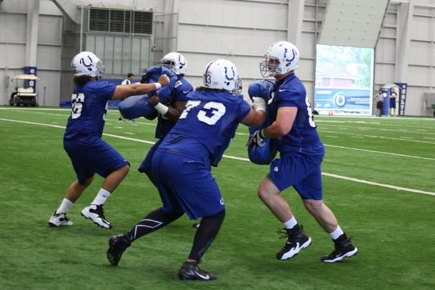 5 Dark-Horse Candidates to Make Indianapolis Colts' Final 53-Man Roster