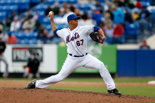 Stock Up, Stock Down for Mets' Top 10 Prospects for Week 14