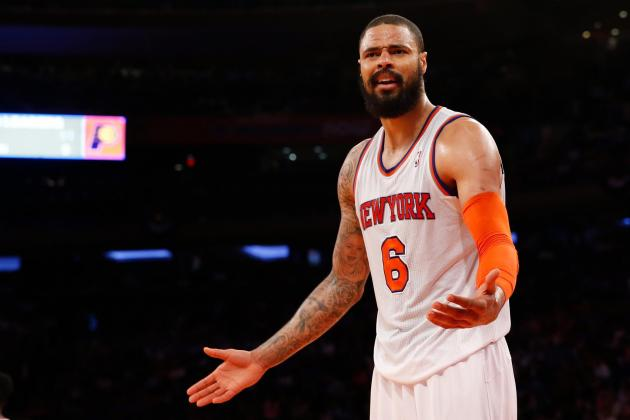 Best Trade Packages NY Knicks Could Build Around Tyson Chandler