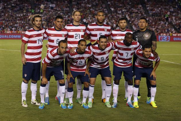 Picking the Best U.S. Lineup to Take On Belize in Gold Cup