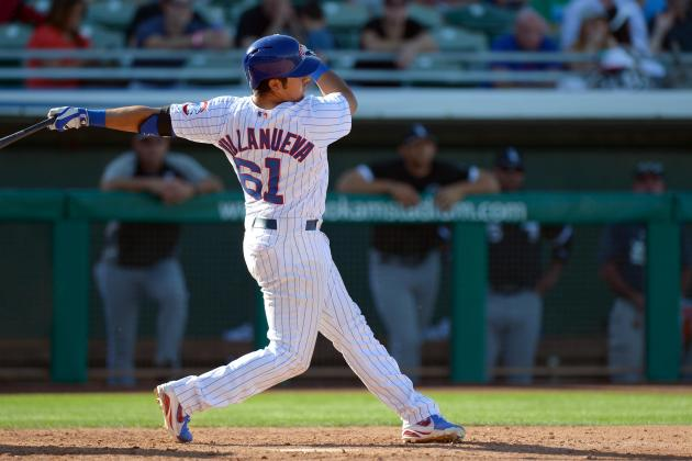 Stock Up, Stock Down for Chicago Cubs' Top 10 Prospects for Week 14