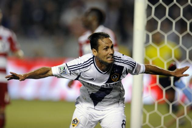Best and Worst from MLS Week 19: LA Galaxy Surge, a Botched Penalty and More