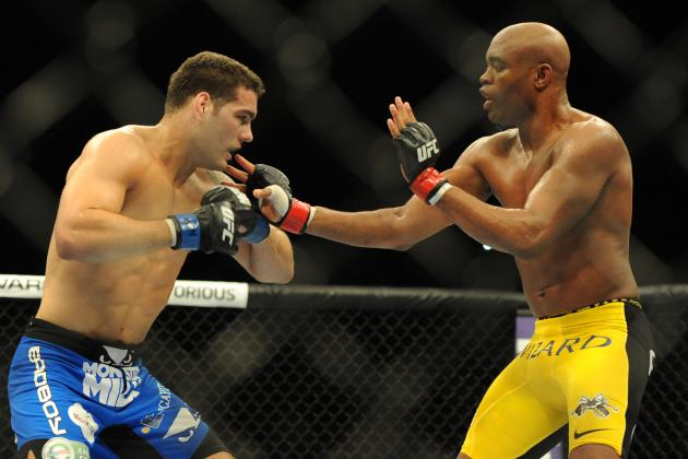 Anderson Silva vs. Chris Weidman Results: 5 Reasons for a Rematch