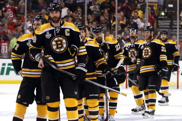 Breaking Down Trade and Free Agency Rumors Surrounding Boston Bruins