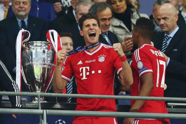 Summer Transfer Window Gossip: Mario Gomez, David Villa, Luis Suarez