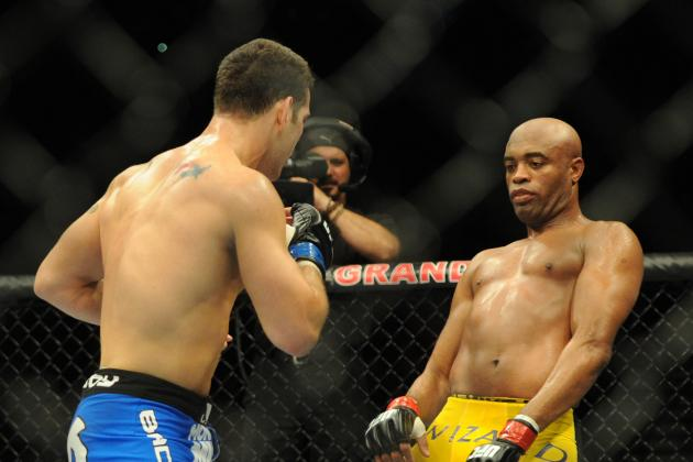 Did Anderson Silva Take a Dive? A History of Fishy MMA Fights
