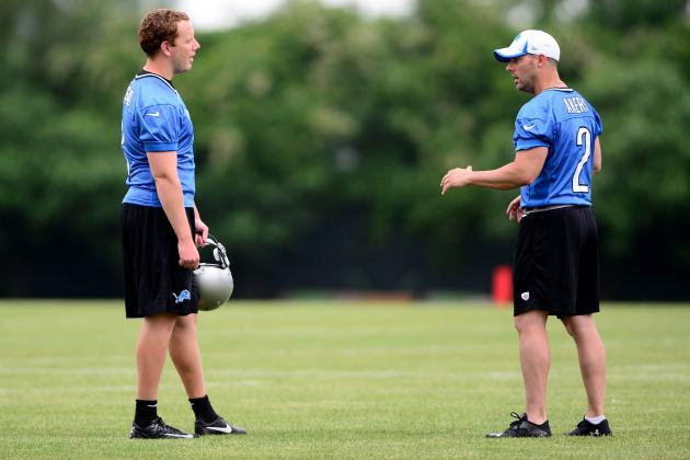 Breaking Down the Detroit Lions' Biggest Training Camp Battles