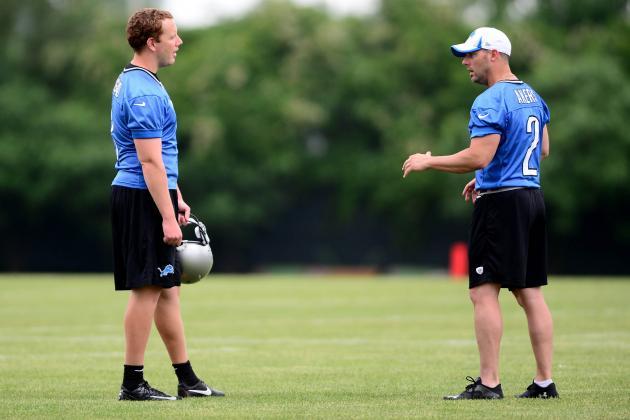 Breaking Down the Detroit Lions' Biggest Training Camp Battles