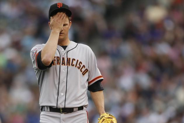 San Francisco Giants: 5 Lessons Learned from Matt Cain's 1st Half