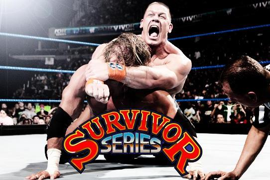 CM Punk vs. Paul Heyman and 7 Matches for WWE Survivor Series 2013