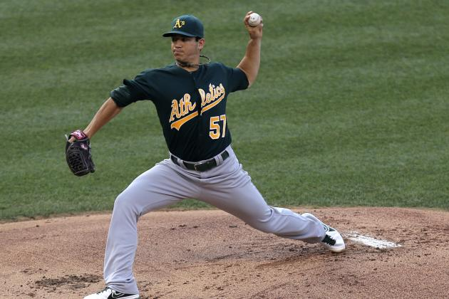 Oakland A's: 5 Things to Look for in Series Versus Pittsburgh Pirates