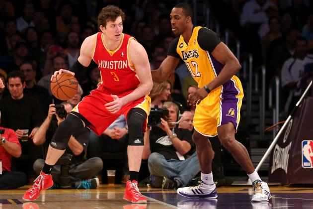 Potential Landing Spots and Trade Packages for Rockets Center Omer Asik