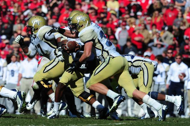 Georgia Tech Football: Top 5 Storylines of 2013