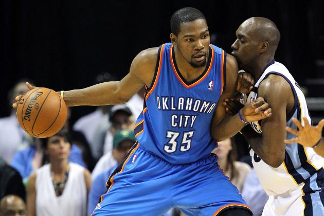 Ranking Kevin Durant's 5 Most Dangerous Offensive Moves
