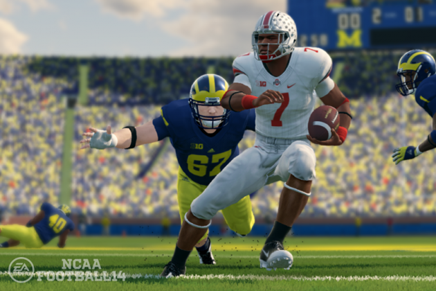 EA Sports' NCAA Football 14 Simulates the Upcoming College Football Season