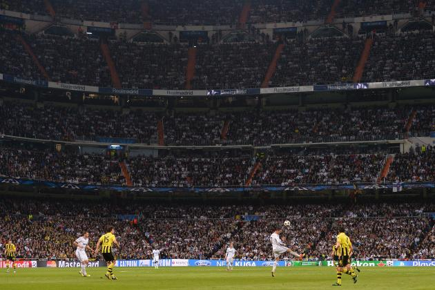 10 Stadiums You Need to See Before You Die