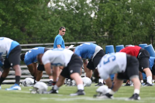 The Complete Detroit Lions Training Camp Guide