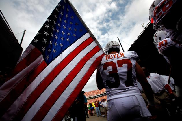 Big 12 Football: 7 Games with the Most Expensive Tickets in 2013